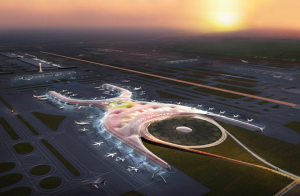 Airport Of The Future For Mexico City